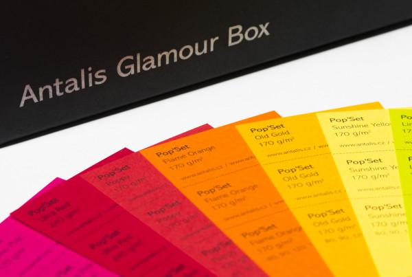 Antalis Glamour Box