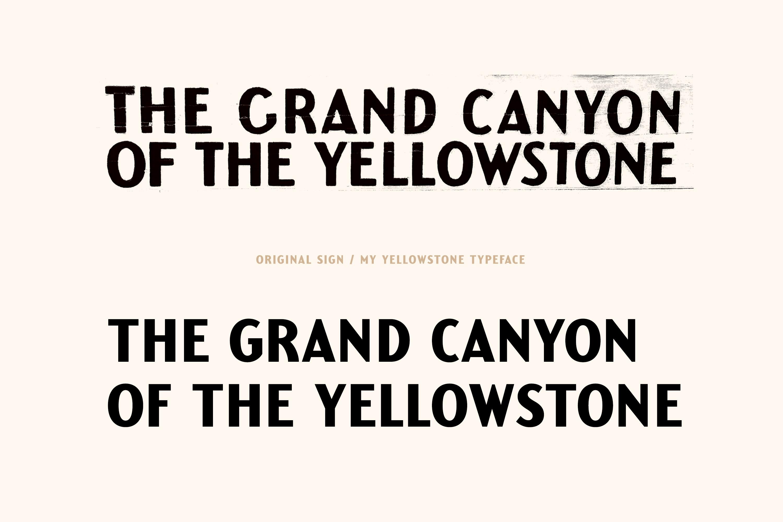 yellowstone-comparison