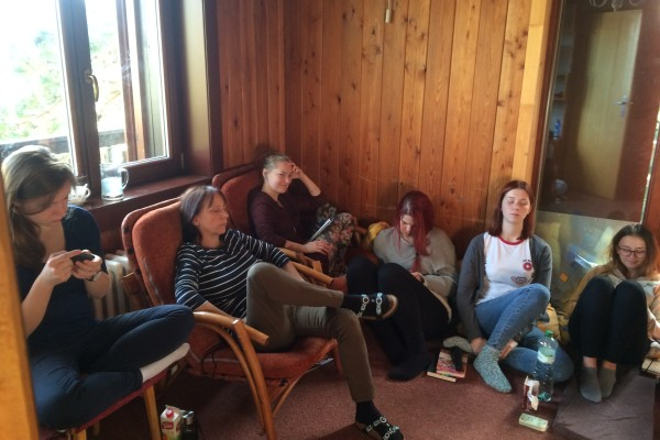 Workshop na Portasi na tema hudba
