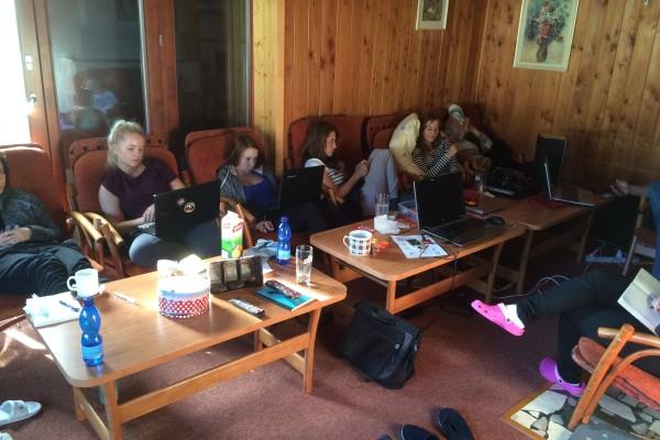 Workshop na Portasi tema hudba