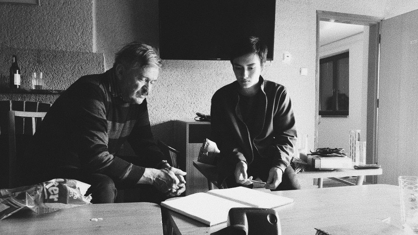 Workshop s Karlem Míškem na chatě Portáš