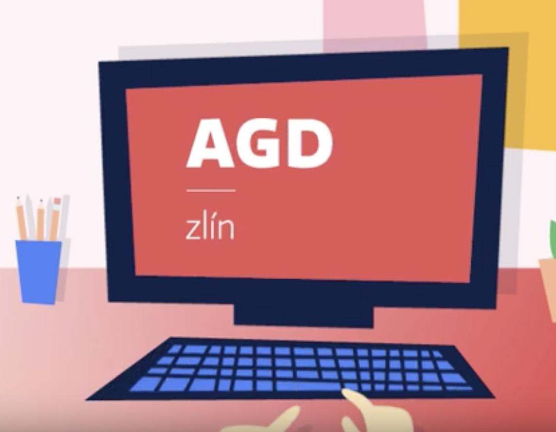 AGD Animace / Youtube AGD Zlín